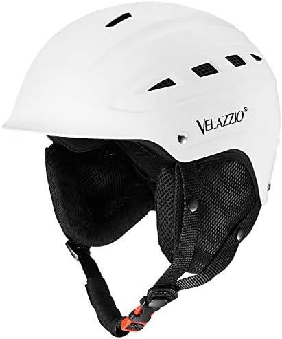 VELAZZIO Valiant Helmet Snowboard Safety Certified product image