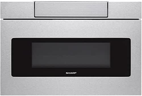 SHARP SMD3070AS Microwave Drawer Oven, 30