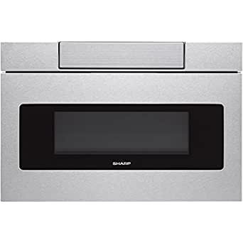Amazon Com Sharp Smd3070as Microwave Drawer Oven 30