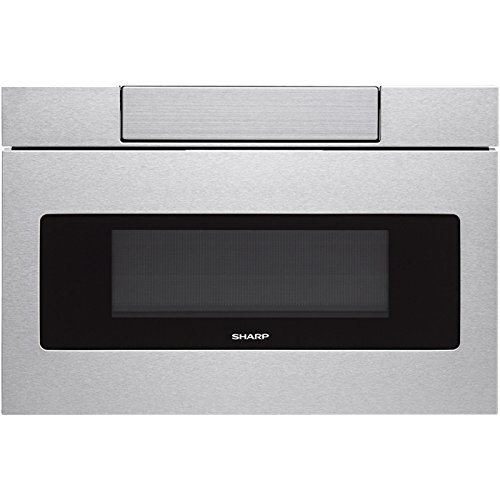 SHARP SMD3070AS Microwave Drawer Stainless