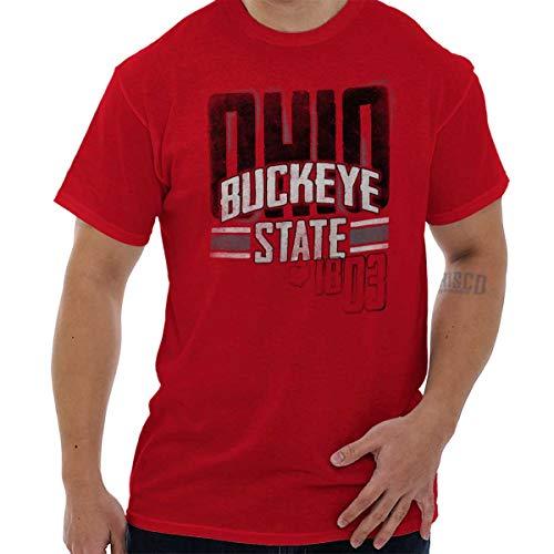 - Ohio Buckeye State 1803 Novelty Gift T Shirt Tee