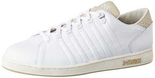 K-Swiss Herren Lozan III TT Sneaker Weiß(WHITE/KHAKI)