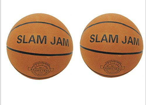 Lollipop toys Slam Jam Rubber Basketball -
