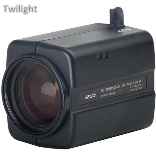 Pelco 13ZD6X10 Motorized Zoom Lens (1/3