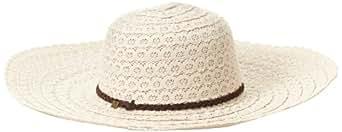 O'Neill Juniors Liliana Hat, Winter White, One Size