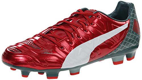 PUMA Men's Evopower 3.2 Graphic FG Soccer Shoe