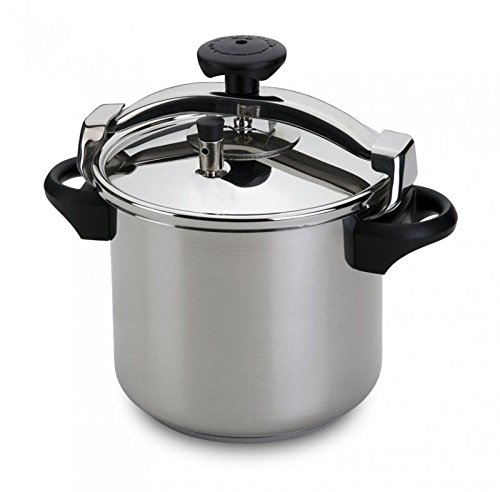 Silampos Stainless Steel Pressure Cooker 4.5/6/8/10/12 Liters Capacity (10) by Silampos