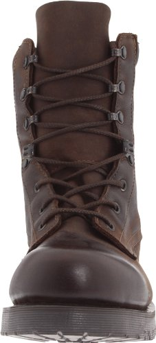 Boot Martens Warner Brown Dr Unisex UgAnwAtSv