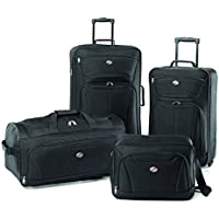 American Tourister Fieldbrook II 4-Piece Nested Luggage Set