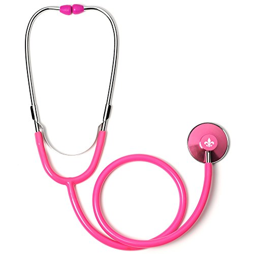 Fleur De Lis Single Head Stethoscope (Lis Single)