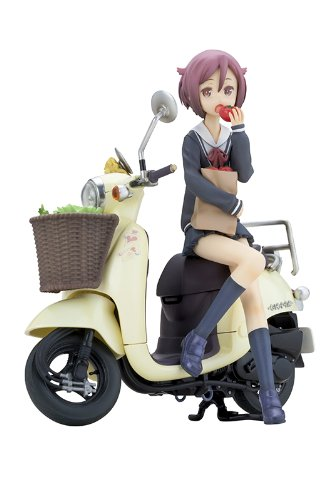 One-off-one off-Shiozaki Haruno (1 12 PVC Figure) (japan import)