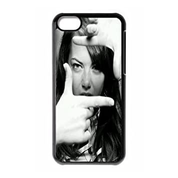 Emma Stone 'look At Me' IPhone 5C Cases, [Black]: Amazon.it ...