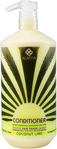 Alaffia - EveryDay Coconut - Ultra Hydrating Conditioner, Coconut-Lime, 32 (Invigorating Hydrating Conditioner)
