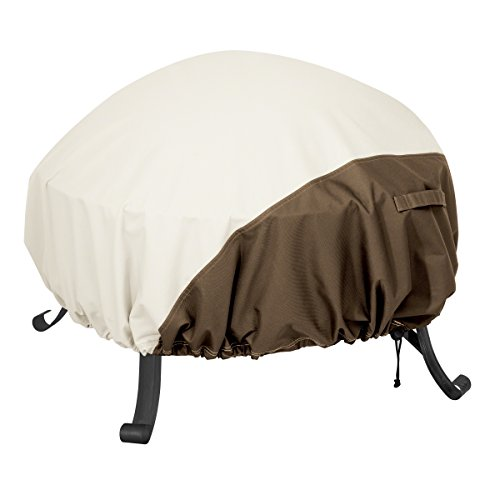 AmazonBasics Round Fire Cover Large