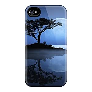 Forever Collectibles Tree On The Lost Island Hard Snap-on Iphone 4/4s Case