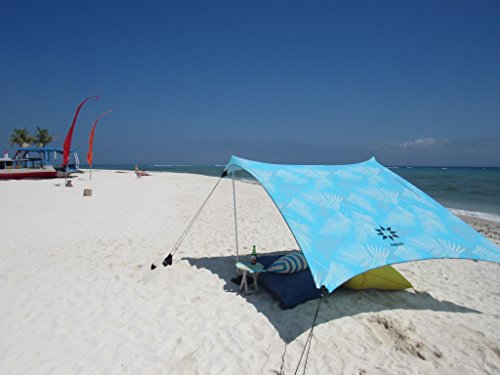 Neso Tents Beach Tent With Sand Anchor Portable Canopy