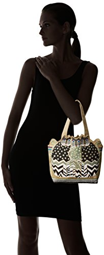 Laurel Burch TRES GATOS Polka Dot Medium Tote Bag by Laurel Burch (Image #5)