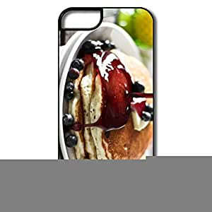 PTCY IPhone 5/5s Designed Fashion Pancakes Syrup
