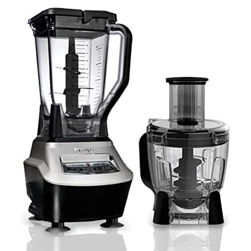 Ninja Mega Kitchen System BL773CO 1500 Watt Perfect Blends 8-Cup Food Processor Bowl (Renewed) (Nutri Ninja Blender Best Price)