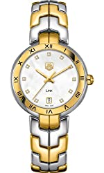 Tag Heuer Women's Link Watch - Two Tone