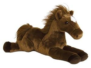 Aurora World Inc 12 Outlaw The Horse Flopsie by Aurora World Inc
