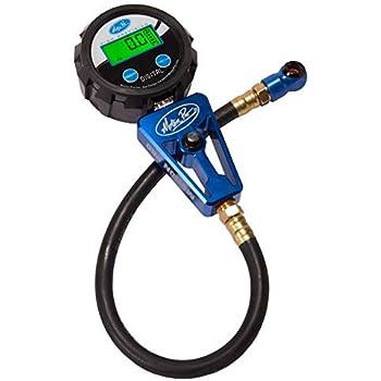 Amazon com: Motion Pro 08-0648 0-60 PSI Digital Tire Pressure Gauge
