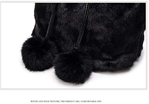 Con Solo Un Forma Negro Hombro Portátil Diagonal De Bolsos Totes Gray Leopardo Mano Bolso 8aqXIwZzR