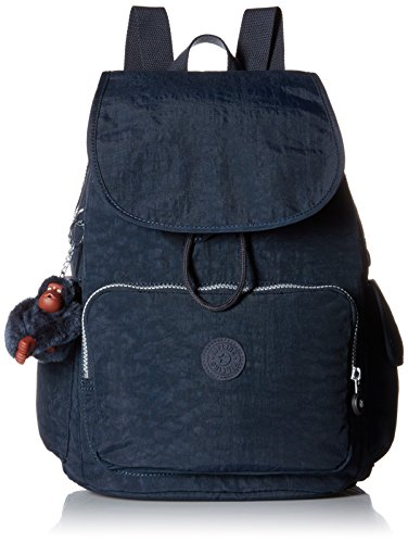 Kipling Women's City Pack, True Blue, One Size