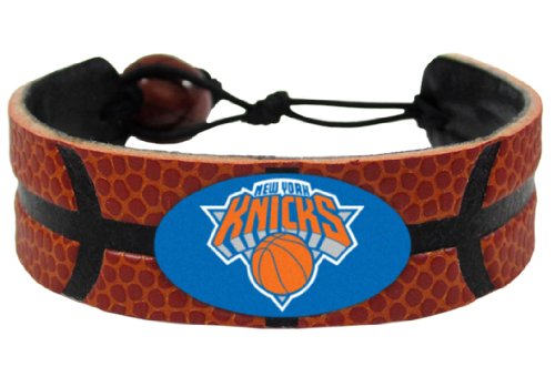 NBA New York Knicks Classic Basketball Bracelet