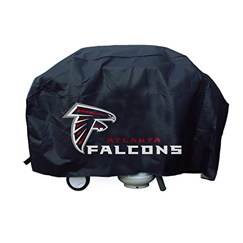 Rico Industries NFL Atlanta Falcons Vinyl Padded Deluxe Grill Cover (Water Falcons Atlanta)