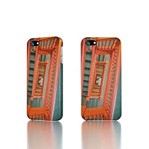 Apple iPhone 4 / 4S Case - The Best 3D Full Wrap iPhone Case - Building Stairs