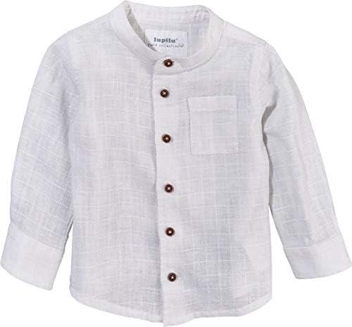 Lupilu Pure Collection Baby Hose Leinenhose Sommerhose aus Bio-Baumwolle mit Leinen