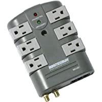 MMS760RCT -- SURGE ROTATE 6R COAX/RJ11 2 Consumer Electronics Electronics