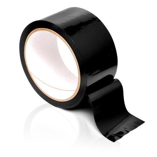 Bondage Ribbon Tape 18 m schwarz