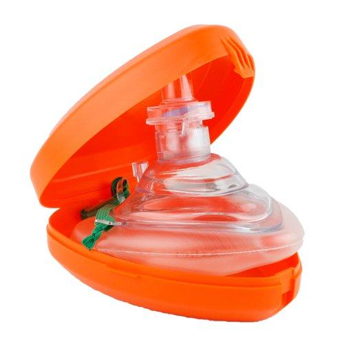 Pro-Breathe Taschenbeatmungsmaske fü r Ersthelfer CPR Mask Taschenmaske Beatmungshilfe Bexamed