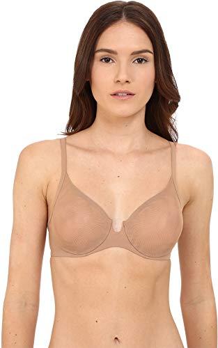 La Perla Women's Sexy Town Sheer Underwire Nude 34C ()