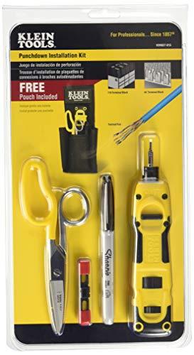 LAN Installer Starter Kit, Punchdown Klein Tools VDV027-813