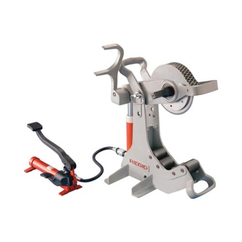 RIDGID 50767 Model 258 Power Pipe Cutter, Pipe Cutting Machine for 2-1/2-Inches to 8-Inch Schedule 10/40 Steel Pipe