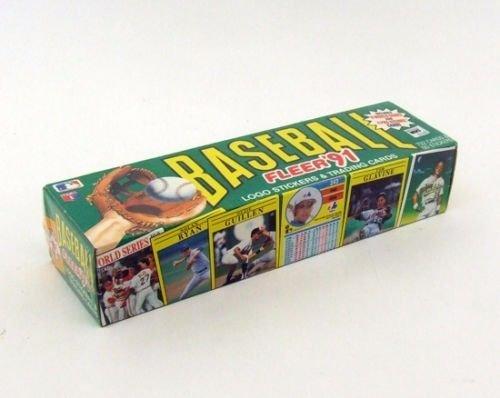 1991 Fleer Retail Set (MLB - Baseball - 732 Cards + Pro-Visions - Factory Sealed)
