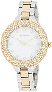 givora Stainless Steel Watch, silver\gold,14-446