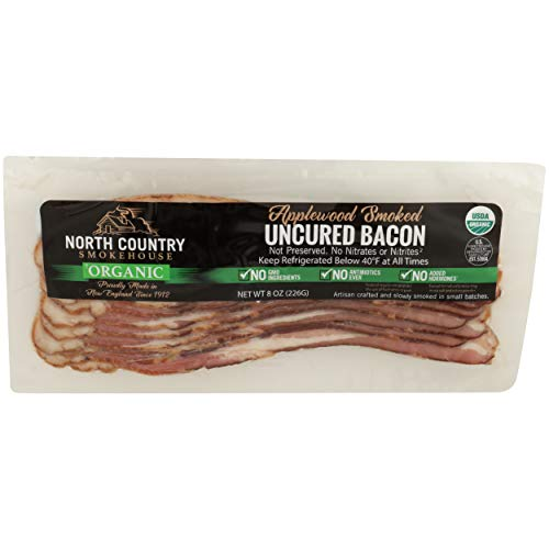 NORTH COUNTRY SMOKEHOUSE Organic Bacon, 8 OZ