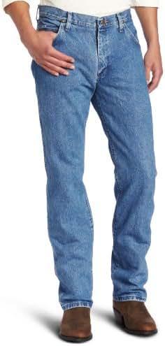 Wrangler Men's Premium Performance Cowboy-Cut Regular-Fit Jean