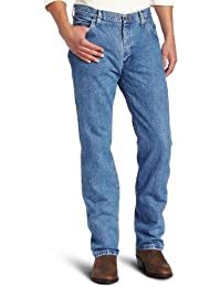 Men's Premium Performance Cowboy Cut Regular Fit Jeans