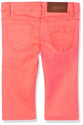 Naranja para 327 Neon Esprit Vaqueros Niñas Coral Fqxwwt5S
