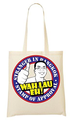 Stranger In Bangkok Bolso De Mano Bolsa De La Compra