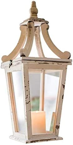 AJJZX リビングルーム読書のためのCandlestick-フランスの伝統的なフロアランプユーズド燭台クリスタルガラスビーズク