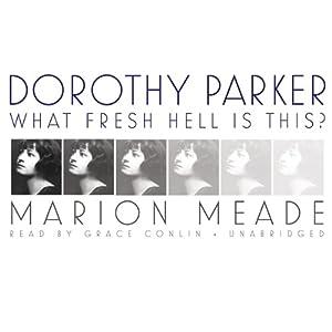 Dorothy Parker Audiobook