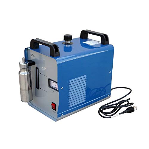 BoTaiDaHong 110V H160 75L Polisher Portable Oxygen Hydrogen Water Welder Flame Polishing Machine Torch Polisher Machine Oxygen Hydrogen Flame Generator Acrylic Polishing Machine 75L/H 300W 1 Gas Torch