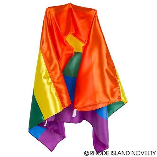 RainbowCapes Gay Pride Rainbow 40'X60