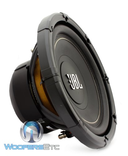 MS-12SD4  A 12'''' (300mm), high power-handling, dual voice-coil premium subwoofer by JBL